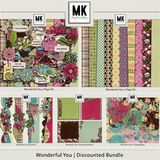 Wonderful You - Decorated Papers