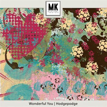Wonderful You - Hodgepodge