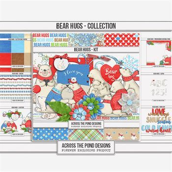 Bear Hugs - Discounted Collection