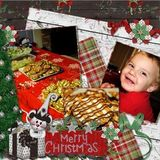 Night Before Christmas - Clusters