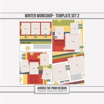 Winter Workshop - Templates 2