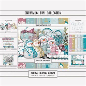 Snow Much Fun - Discount Bundle