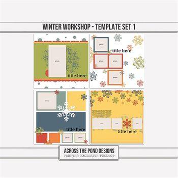 Winter Workshop - Templates 1