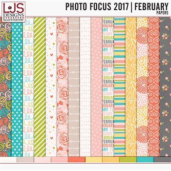 Photo Focus 2017 - February Papers