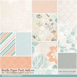Brielle Add-on Paper Pack
