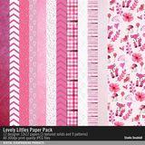 Lovely Littles Paper Pack