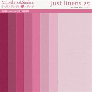 Just Linens Paper Pack No. 25