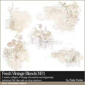 Fresh Vintage Blends No. 01
