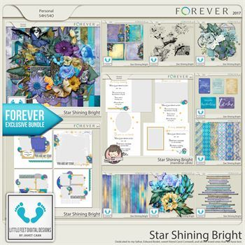 Star Shining Bright Mega Bundle