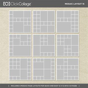 Mosaic Layout 15