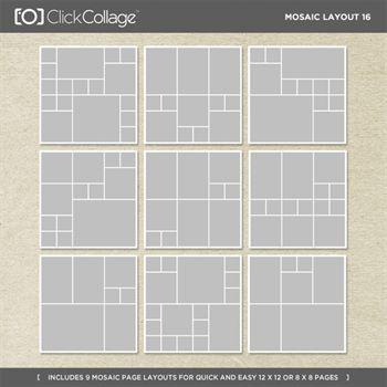 Mosaic Layout 16