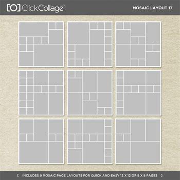 Mosaic Layout 17