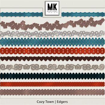 Cozy Town - Edgers