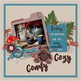 Cozy Town - Fuzzy Words