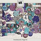 Snowbound - Page Kit