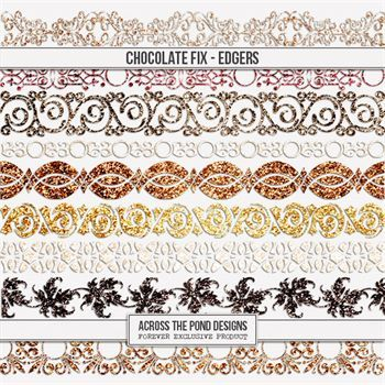 Chocolate Fix - Edgers Digital Art - Digital Scrapbooking Kits