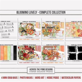 Blooming Lovely - Discounted Bundle