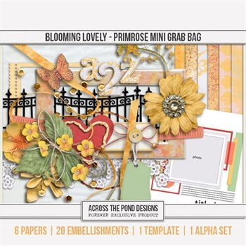 Blooming Lovely - Primrose Mini Grab Bag