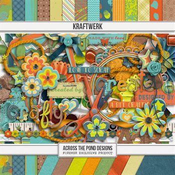 Kraftwerk Page Kit