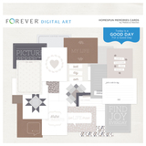 Homespun Memories Bundle