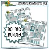 Double Bundle - Classic Blueprint Collection #7
