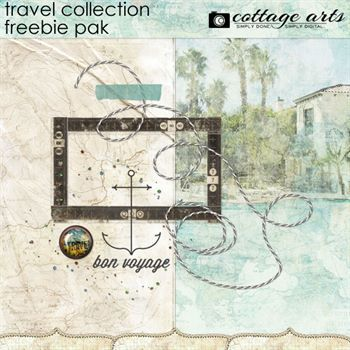 Travel Collection Freebie Pak