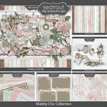 Shabby Chic Discounted Bundle