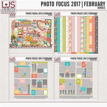 Photo Focus 2017 - February Bundle