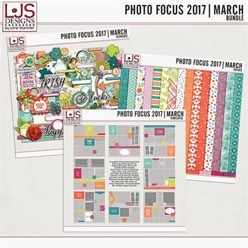 Photo Focus 2017 - March Bundle