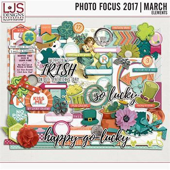 Photo Focus 2017 - March Elements