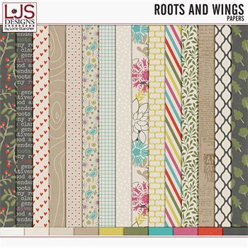 Roots and Wings - Papers