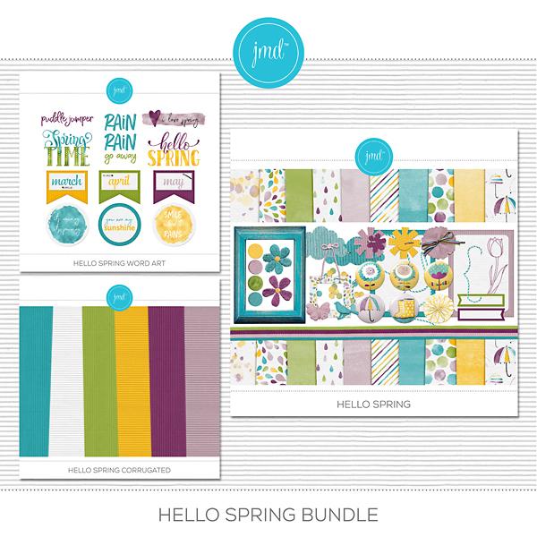 Hello Spring Bundle