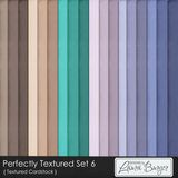 Perfectly Textured Cardstock Set 6