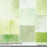 Canvas Colors Paper Pack No. 18