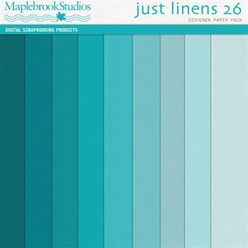 Just Linens Paper Pack No. 26