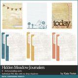 Hidden Meadow Journalers