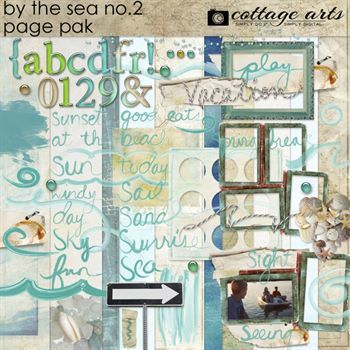 By The Sea 2 Page Pak