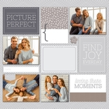 Homespun Memories Predesigned Pages
