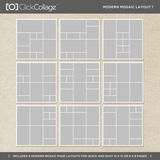 Modern Mosaic Layout 1