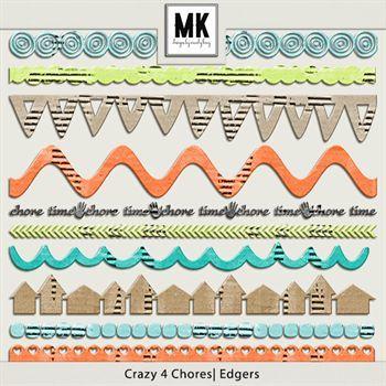 Crazy 4 Chores - Edgers