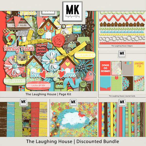 The Laughing House - Discounted Bundle
