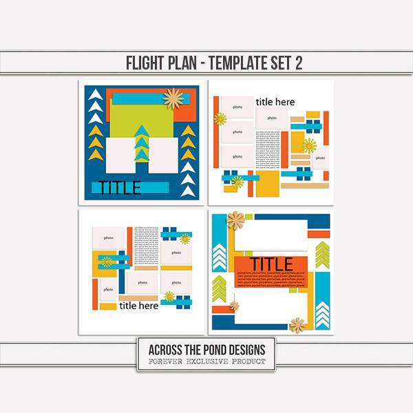 Flight Plan - Templates 2