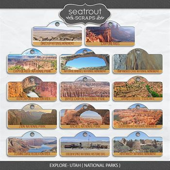Explore Utah - National Parks