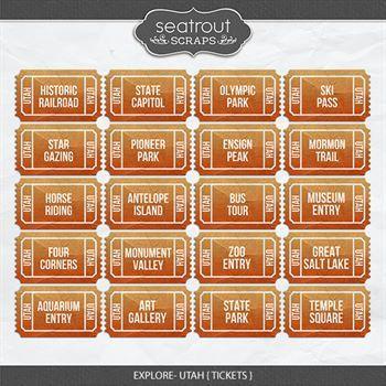 Explore Utah - Tickets