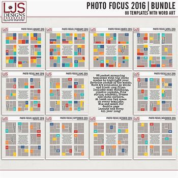 Photo Focus 2016 Bundle