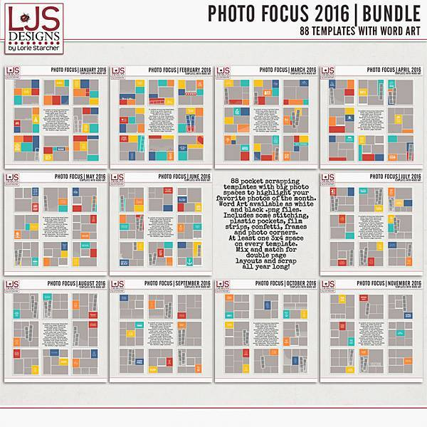 Photo Focus 2016 Bundle