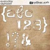 Everyday Alphaset