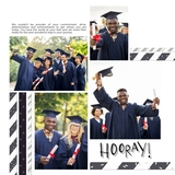 Congrats Grad 2017 Pre-designed Book