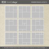 Modern Mosaic Layout 5
