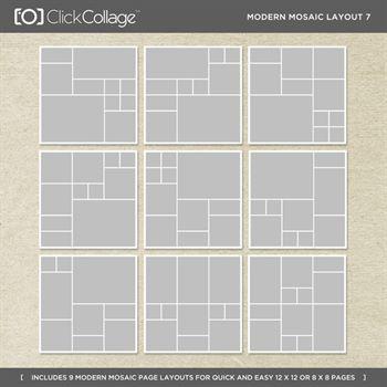 Modern Mosaic Layout 7